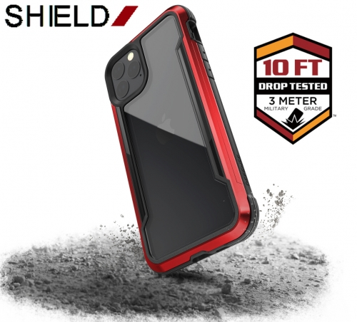 X-doria Original Defense Shield Mobile Phone Case for iPhone 11 Military Grade Drop Tested Case for iPhone
