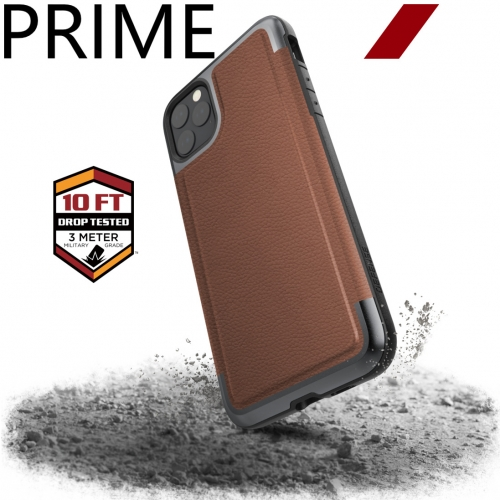 X-doria Original Defense Prime Mobile Phone Case for iPhone 11 Military Grade Drop Tested Case for iPhone Pro Max