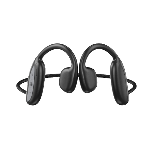 Headphones 5.0 Wireless Waterproof Wear Open Ear Hook Light Weight Not In-ear Sports Earphones New 2021